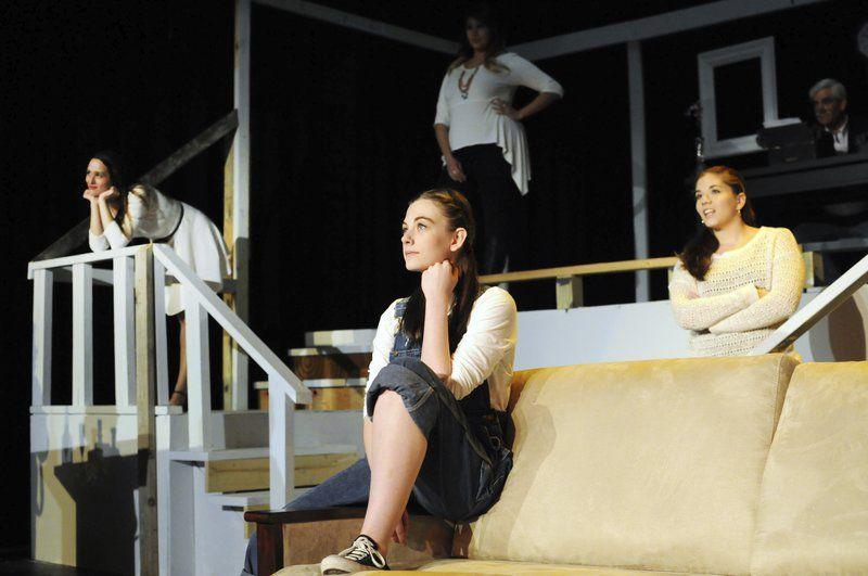 'Jake's Women' to open at Huntsville Community Theatre