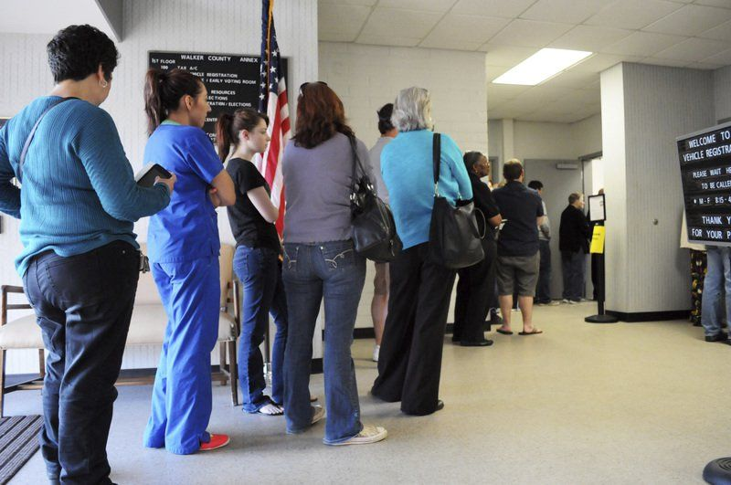 Tight races, runoffs abound in primary voting